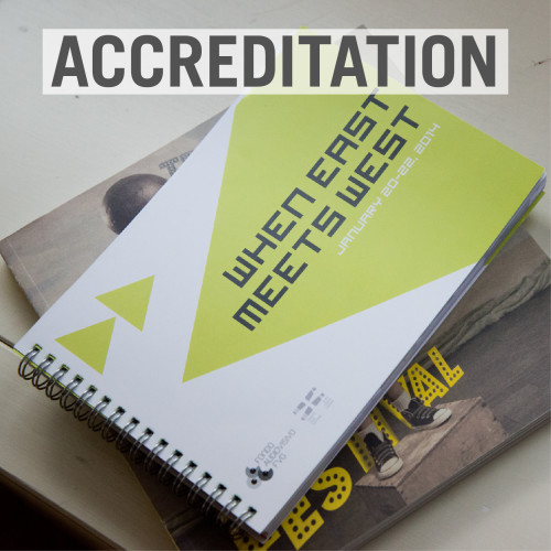 Get your online accreditation for WEMW 2019!