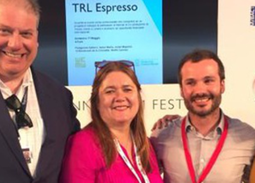 Trieste joins forces with London and Rome in TRL Espresso