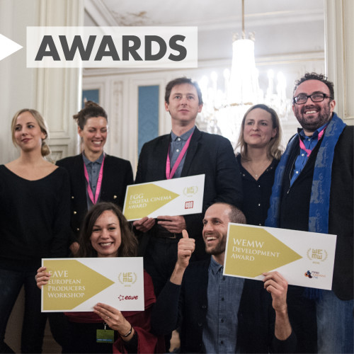 Discover all our awards