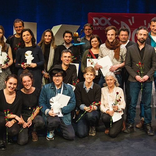 BROTHERS and TRAIN TO ADULTHOOD - selected at Last Stop Trieste 2015 - winners at DOK Leipzig!