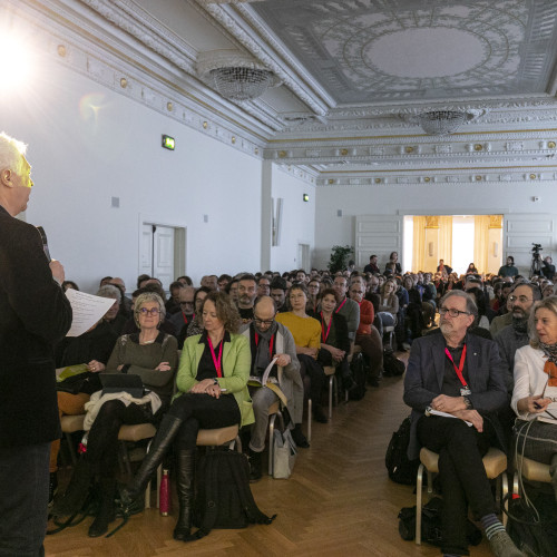 """21 projects selected for this special """"out of the box"""" edition of the Trieste Co-Production Forum"""